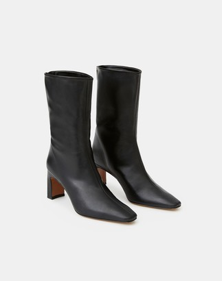 Lafayette 148 New York Leather Anna Boot