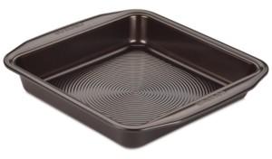 "Circulon Symmetry Nonstick Chocolate Brown 9"" Square Cake Pan"