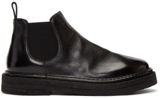 Marsèll Black Parapa Beatles Boots