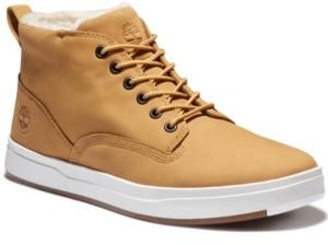 Timberland Men's Davis Square Chukka Boots Men's Shoes