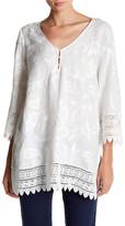 Calypso St. Barth Lasca Linen Shirt