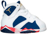 Nike Boys' Toddler Air Jordan Retro 7 Basketball Shoes