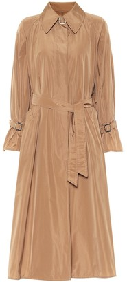 Max Mara Ella technical trench coat
