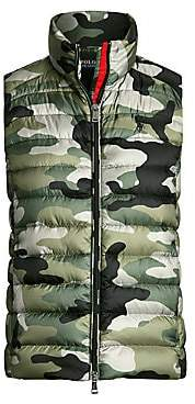 Polo Ralph Lauren Women's Camo Down Puffer Vest