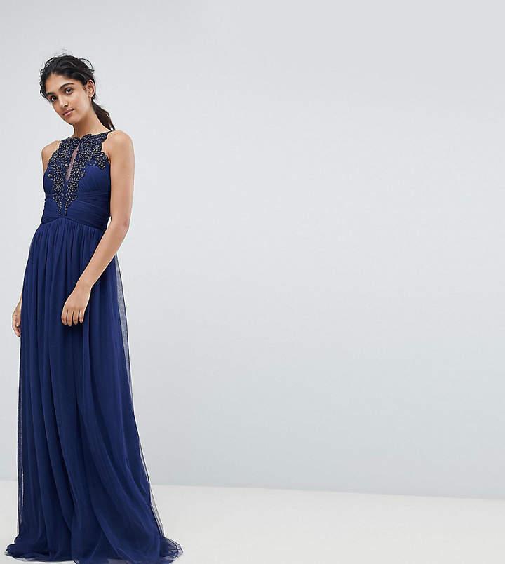 893cc1e5ff Little Mistress High Neck Dresses - ShopStyle