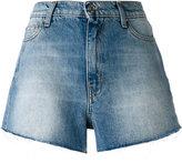 IRO Zoeh shorts - women - Cotton - 24
