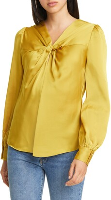 Kate Spade Twist Back Top