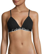 Calvin Klein Logo Triangle Bra