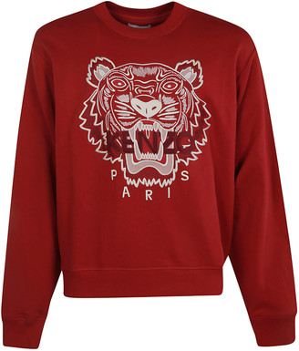 Kenzo Classic Tiger Crewneck Sweatshirt