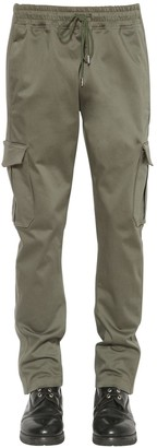 Just Don Tearaway Cotton Blend Cargo Pants