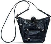 Vera Bradley Fenwick Mini Hobo Crossbody Bag