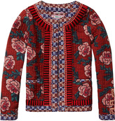 Scotch & Soda Floral Jacket