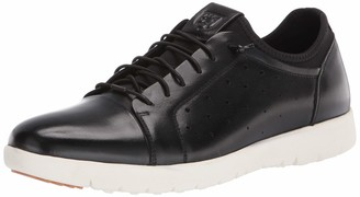 Stacy Adams Men's Halden Cap Toe Elastic Lace Sneaker
