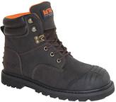 """AdTec Men's 1018 6"""" Work Boot"""