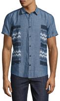 Antony Morato Spread Collar Sportshirt