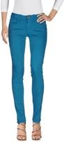 Fornarina Denim pants - Item 42527505