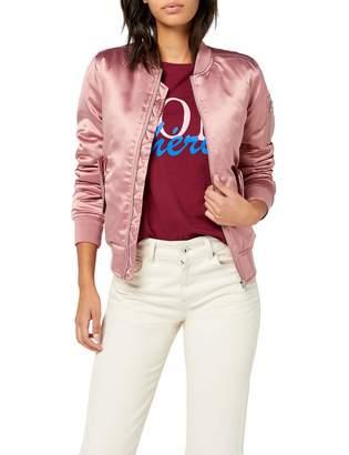 Urban Classics Urban Classic Women's Ladies Satin Bomber Jacket