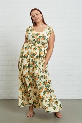 White Label Crepe Remington Dress - Plus Size