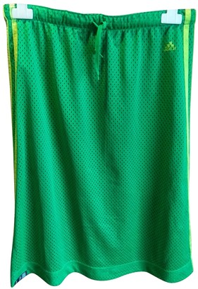 adidas Green Polyester Skirts