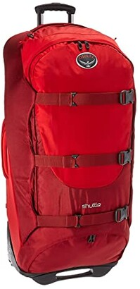 Osprey Shuttle 36/130L (Diablo Red) Day Pack Bags