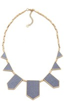 House Of Harlow Blue Star Station Necklace