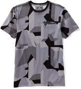 Rock Revival RR Camo Print Short-Sleeve T-Shirt