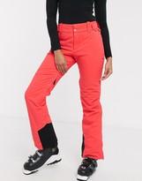 Billabong Drifter Stx ski pants in neon pink