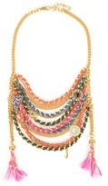 Juicy Couture Bahia Multi Strand Charm Necklace