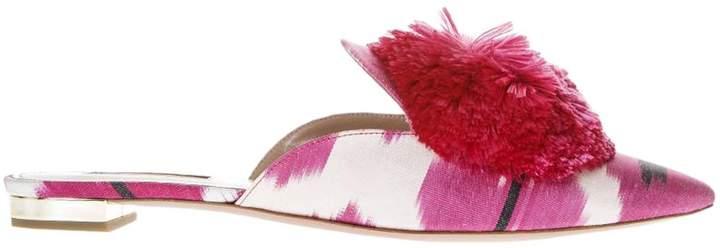 Aquazzura Ballet Flats Shoes Women