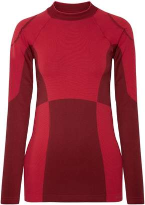 Falke Paneled Stretch Top