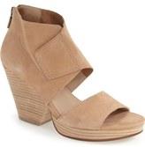 Eileen Fisher 'Clip' Open Toe Sandal (Women)