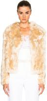 Givenchy Alpaca Fur Jacket