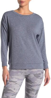 Honeydew Intimates Weekend Back Cutout Sweater