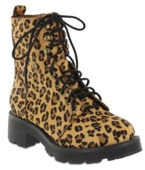 Mia Maverick Combat Boots Women's Shoes