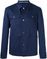 Kenzo shirt jacket - men - Cotton - S