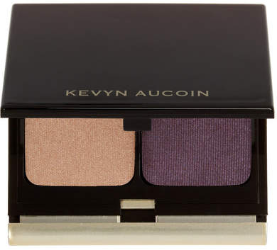 Kevyn Aucoin The Eyeshadow Duo - Rose Gold/ Iced Plum No. 205