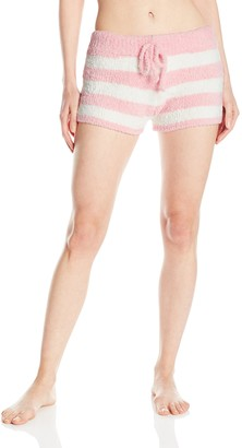 Ahh By Rhonda Shear Women's Marshmallow Drawstring Short