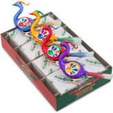 Christopher Radko Shiny Brite Traditional Brights Reflector Birds With Clips Boxed Ornaments, 4-Pc. Set