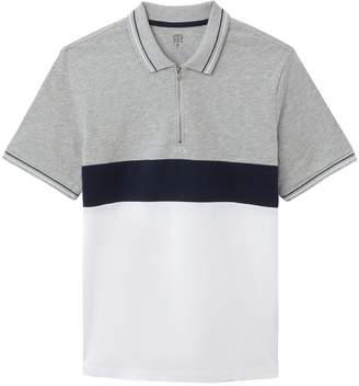 La Redoute Collections Short-Sleeved Polo Shirt