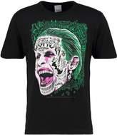 Logoshirt Suicide Squad Print Tshirt Schwarz