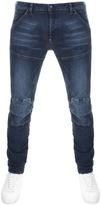 G Star Raw 5620 Elwood 3D Slim Jeans Blue
