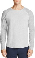 Billy Reid Arnold Microstriped Lightweight Sweatshirt