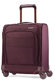 Samsonite Flexis Softside Underseat Carry-On Spinner