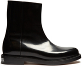 Vetements X Church's leather ankle boots