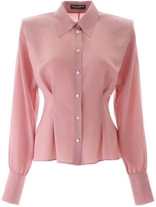 Dolce & Gabbana Structured Shirt