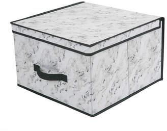 Simplify Jumbo Storage Box in Marble