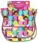 Nickelodeon Dora Water-Proof Bibs, 2 Pack