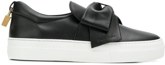 Buscemi Bow Sneakers