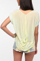 Urban Outfitters Threads 4 Thought Pastel Colorblock Tee