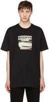 Givenchy Black Logo Graphic T-Shirt